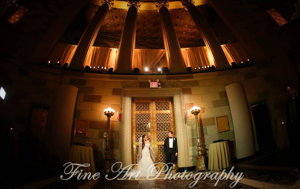 Gotham Hall Photographer - Gotham Hall Wedding Photographs - NY Wedding Photographers