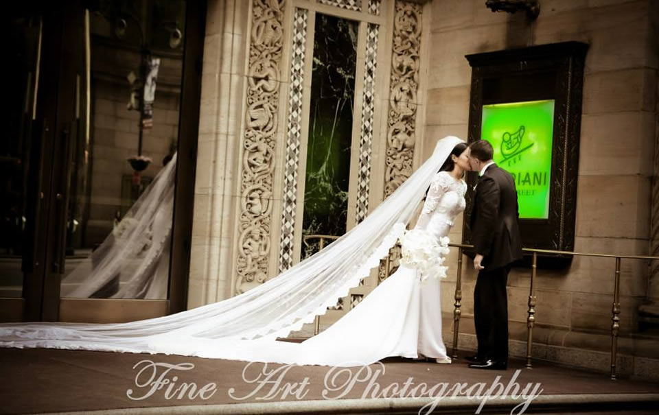 Cipriani wedding photographers - Wedding photography at Cipriani